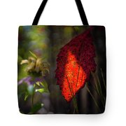 The Calling Of Fall Tote Bag