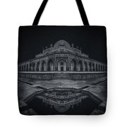 The Calm Of Night Tote Bag