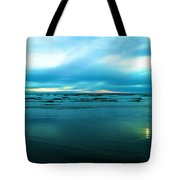 The Calm Of The Ocean Tote Bag