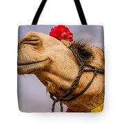 The Camel Beauty Tote Bag