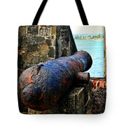 The Cannon  Tote Bag