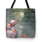The Canoes Tote Bag
