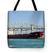The Cape At Blue Water Bridges Tote Bag