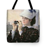 The Captain's Daughter Tote Bag
