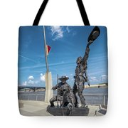 The Captains' Return Tote Bag