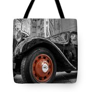 The Car Tote Bag