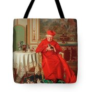 The Cardinal's Favourite Tote Bag
