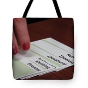 The Cards Don't Lie Tote Bag