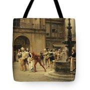 The Carnival Procession Tote Bag