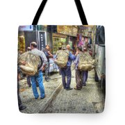 The Carriers  Tote Bag