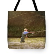 The Cast Tote Bag