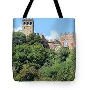 The Castle Of Camino Tote Bag
