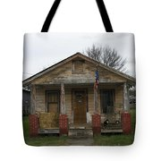 The Cat House Tote Bag