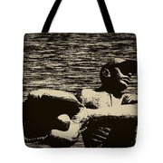 The Catch Tote Bag by Bill Cannon