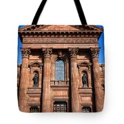 The Cathedral Basilica Of Saints Peter And Paul Tote Bag