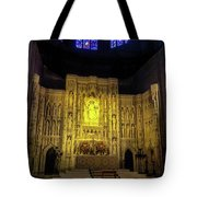 The Cathedral Church Of Saint Peter And Saint Paul Tote Bag