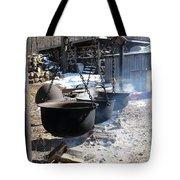 The Cauldrons Tote Bag