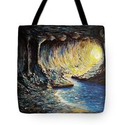 The Cave Tote Bag