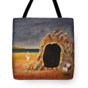 The Cave Of Orpheas Tote Bag