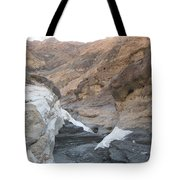 The Caverns From Hell Tote Bag