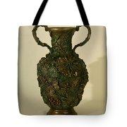 The Cedar Ridge - Wildflower Vase Prickly Pear Side Tote Bag