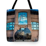 The Cell Tote Bag