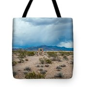 The Cemetery Tote Bag