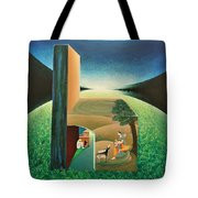 The Chair - A Tote Bag