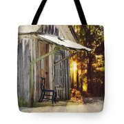 The Chair Tote Bag by Stephanie Calhoun