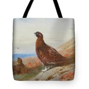 The Challenge By Thorburn Tote Bag