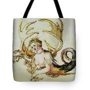 The Chandelier Females 1513 Tote Bag