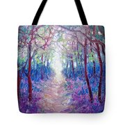 The Chaos And Hope Of Spring Tote Bag