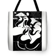 The Chapbook Thanksgiving Front Cover Tote Bag