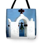 The Chapel Bell Tote Bag