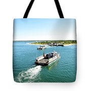 The Chappy Ferry Tote Bag