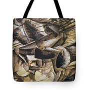 The Charge Of The Lancers Tote Bag