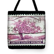 The Charter Oak Tote Bag