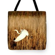The Chase Began Tote Bag