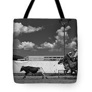 The Chase For Time Tote Bag