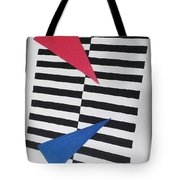 The Chasm Tote Bag