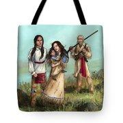 The Cherokee Years Tote Bag