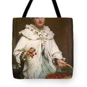 The Cherry Picker Tote Bag