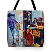 The Chestnut Seller Tote Bag