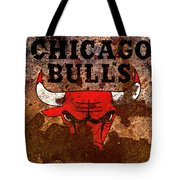 The Chicago Bulls R2 Tote Bag