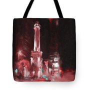 The Chicago Water Tower Tote Bag