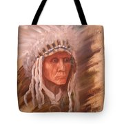 The Chief  Tote Bag