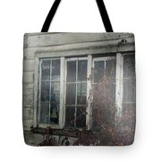 The Child At The Window Tote Bag