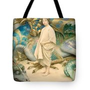 The Child In The World Tote Bag