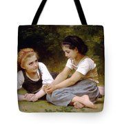 The Children Tote Bag