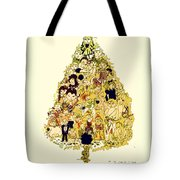 The Children Tree Tote Bag